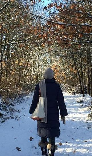 LIN L'autre en hiver