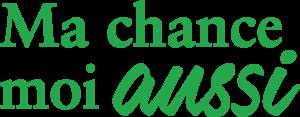 Logo-Ma Chance et Moi Aussi-vert